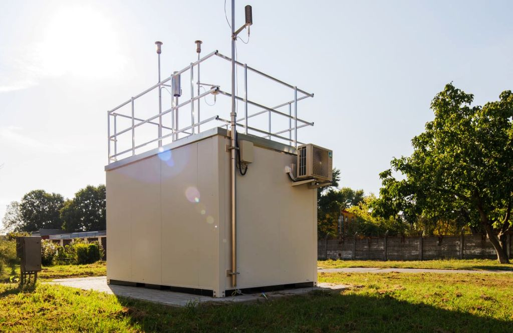 Slovnaft zmodernizoval monitorovaciu stanicu na meranie kvality ovzdušia vo Vlčom hrdle
