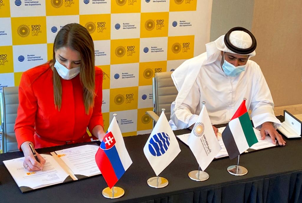Slovensko chce na výstave EXPO Dubaj predstaviť vodíkové technológie