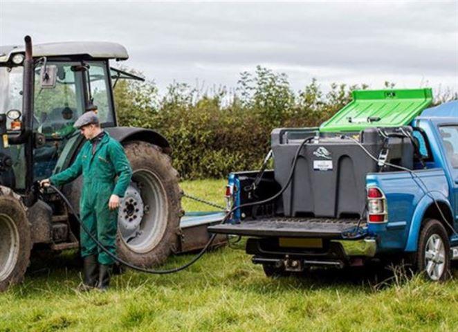 Mobilné čerpacie stanice pomôžu farmárom i v priemysle. Ako mobilné tankovanie funguje?
