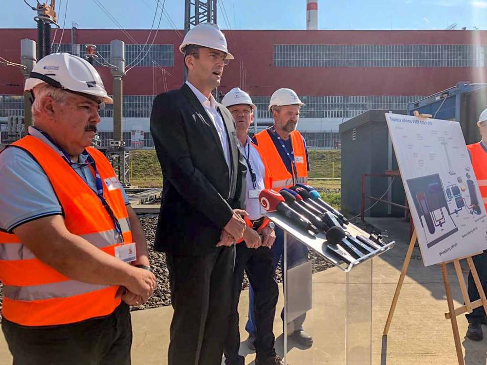 Slovenské elektrárne: Na podnety o bezpečnosti Mochoviec reagujeme riešeniami, nie deklaráciami
