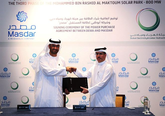 Najlacnejšiu solárnu energiu na svete vyrobia v Dubaji