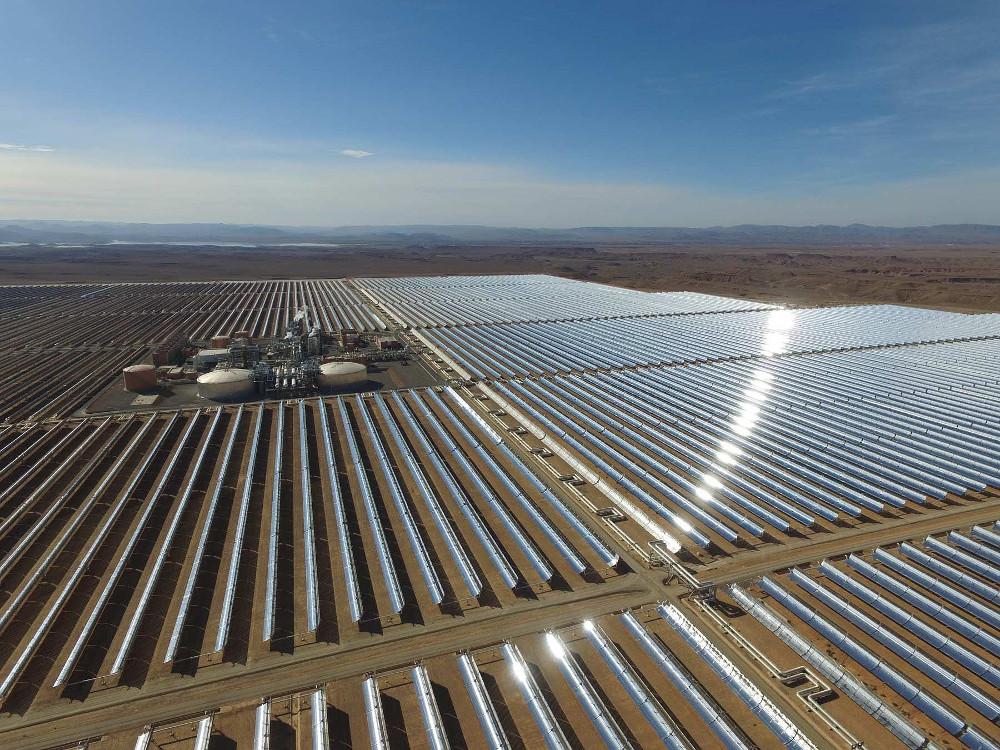 Najväčšie batériové úložisko na svete bude dodávať zelenú elektrinu pre luxusný rezort