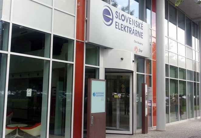 Slovenské elektrárne dostanú na podporu zvýšenej bezpečnosti úver 60 miliónov eur