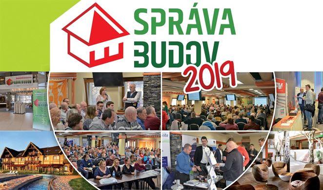 Pozvánka na konferenciu: Správa budov 2019