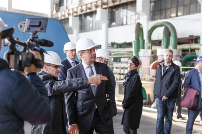 Tepláreň Košice investovala 35 miliónov eur do novej technológie VÚ KVET
