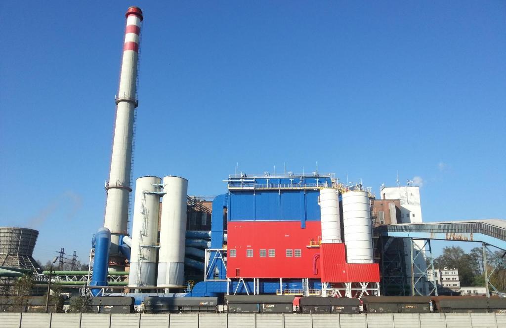 Veolia v jednej z teplární skončí s uhlím. Postaví multipalivový kotol