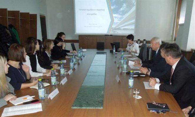 Experti ÚRSO prednášali Ukrajincom, tí si pochvaľovali