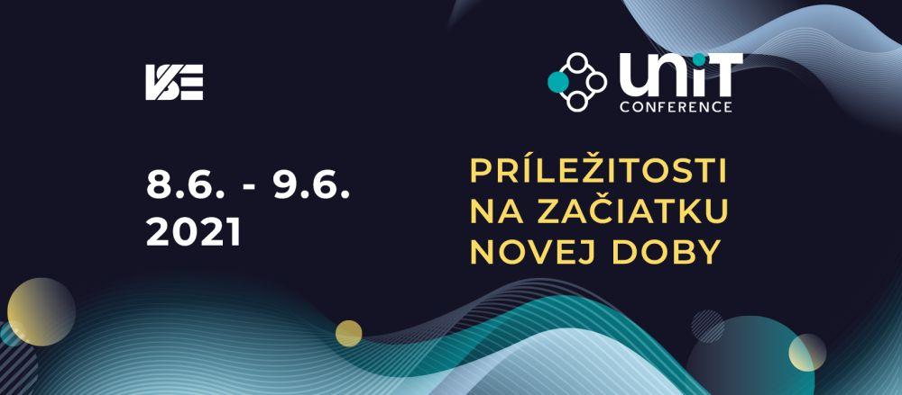 Pozvánka na konferenciu: VSE unIT Conference 2021