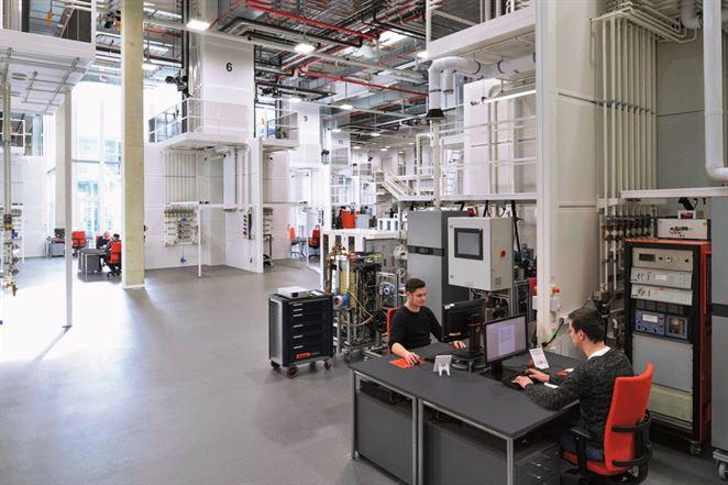 Viessmann vyvíja nový kondenzačný kotol na čistý vodík