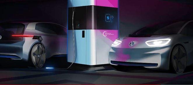 Volkswagen predstavil prvú powerbank pre elektromobily
