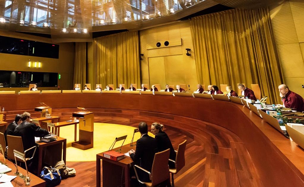 Súdny dvor Európskej únie