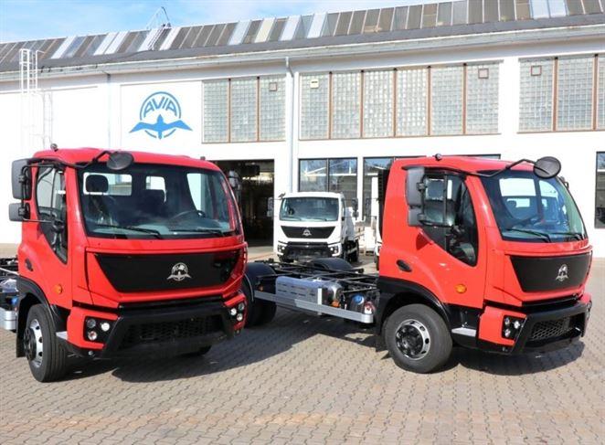 Avia ukončí výrobu dieselových nákladiakov, budúcnosť vidí v elektromobilite