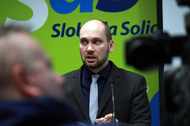 SaS: Na chaose venergetike zarábal Jozef Holjenčík milióny eur