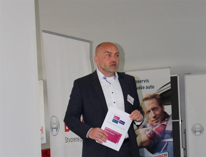 Bosch zvýšil vlani tržby na Slovensku o 16 %