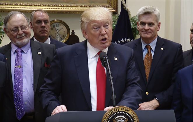 100 dní Donalda Trumpa v energetike