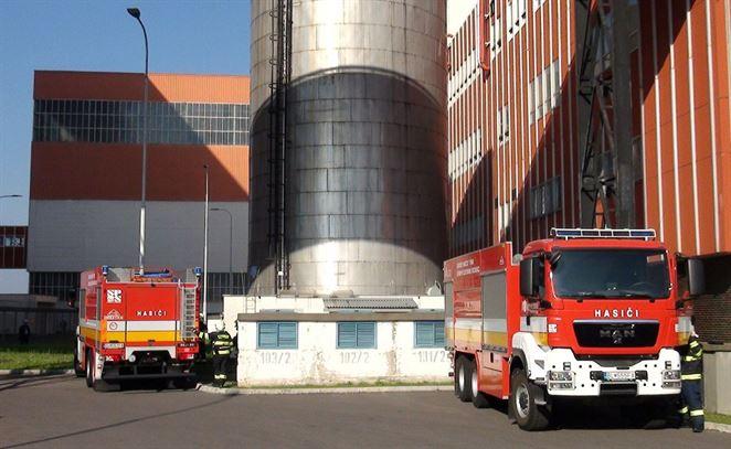 Bezpečnosť Mochoviec preverilo celoareálové havarijné cvičenie