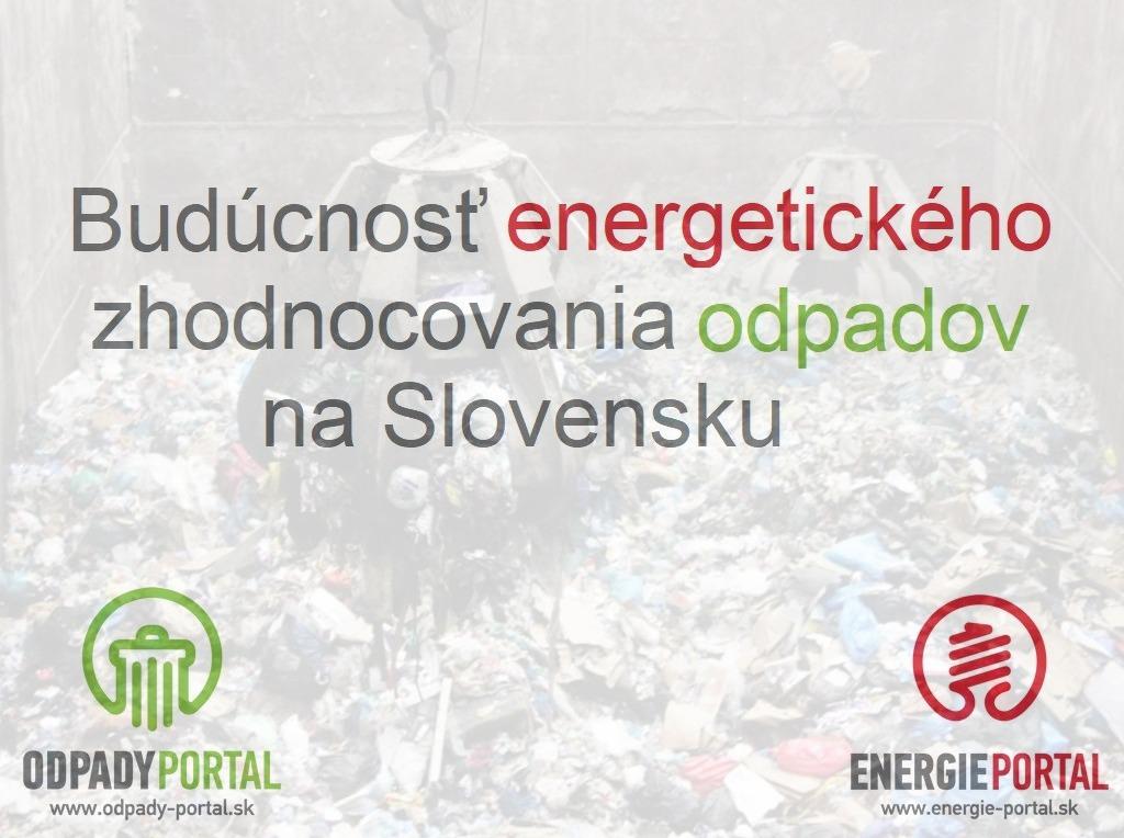EE CLUB: Aká je budúcnosť energetického zhodnocovania odpadov na Slovensku?