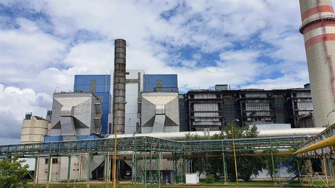 Elektráreň Vojany