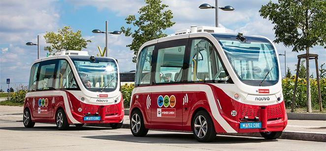 Autonómne elektrobusy budú testovať vo Viedni od júna