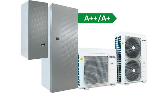 Nová generácia tepelných čerpadiel vzduch-voda s nižšou hlučnosťou a wifi ovládaním