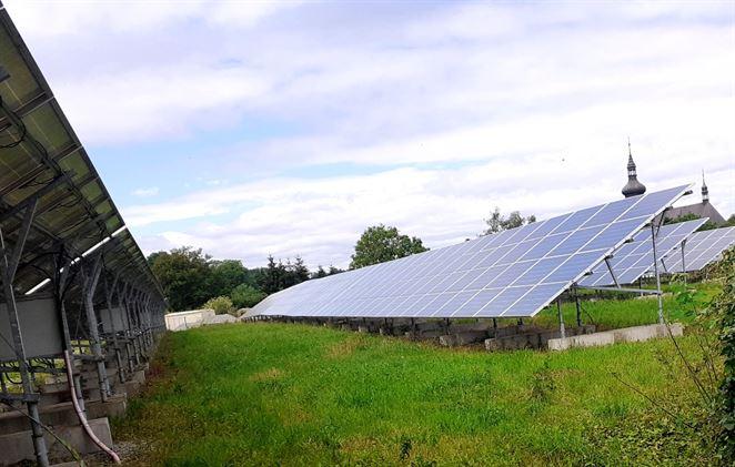 NKÚ: Slovensko cieľ pre obnoviteľné zdroje energie neplní, Česko áno