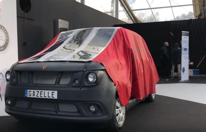 Flexibilná fotovoltická fólia dokáže pridať elektromobilu pár kilometrov dojazdu