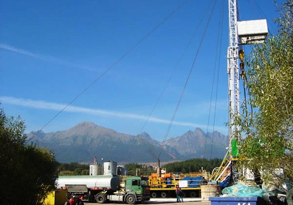 Geotermálne vrty predstavujú iba minimálne vplyvy na životné prostredie