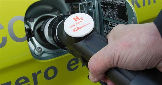 Ako funguje palivový článok na vodík a z čoho sa vodík vyrába?