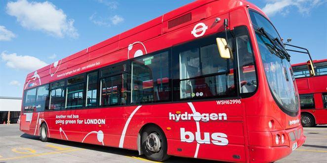Vodíkové autobusy: ekologické a suverénne najdrahšie. Prípadová štúdia z Londýna