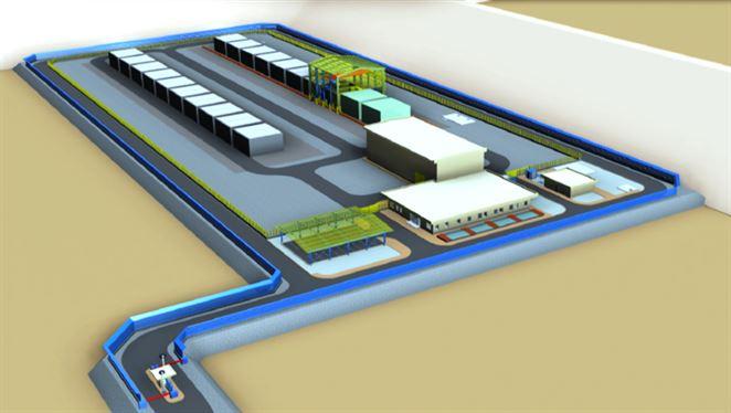 Slovenská firma spolupracovala na návrhu úložiska pre rádioaktívne odpady v Iraku