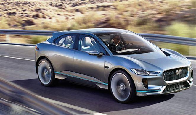 Jaguar predstavil svoj prvý elektromobil. Výkon 400 koní, dojazd 500 km