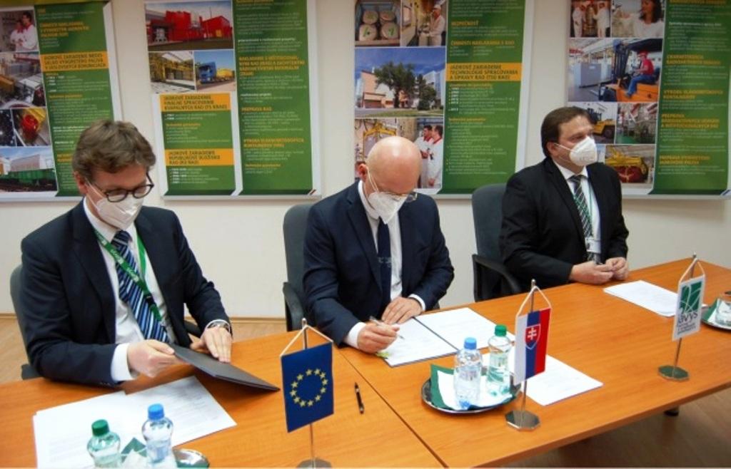 JAVYS podpísala dohodu o spolupráci s Medzinárodnou agentúrou pre atómovú energiu