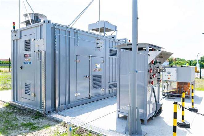 Testovací projekt Power-to-Gas vo Francúzsku dosiahol cieľ 20 % vodíka v plyne