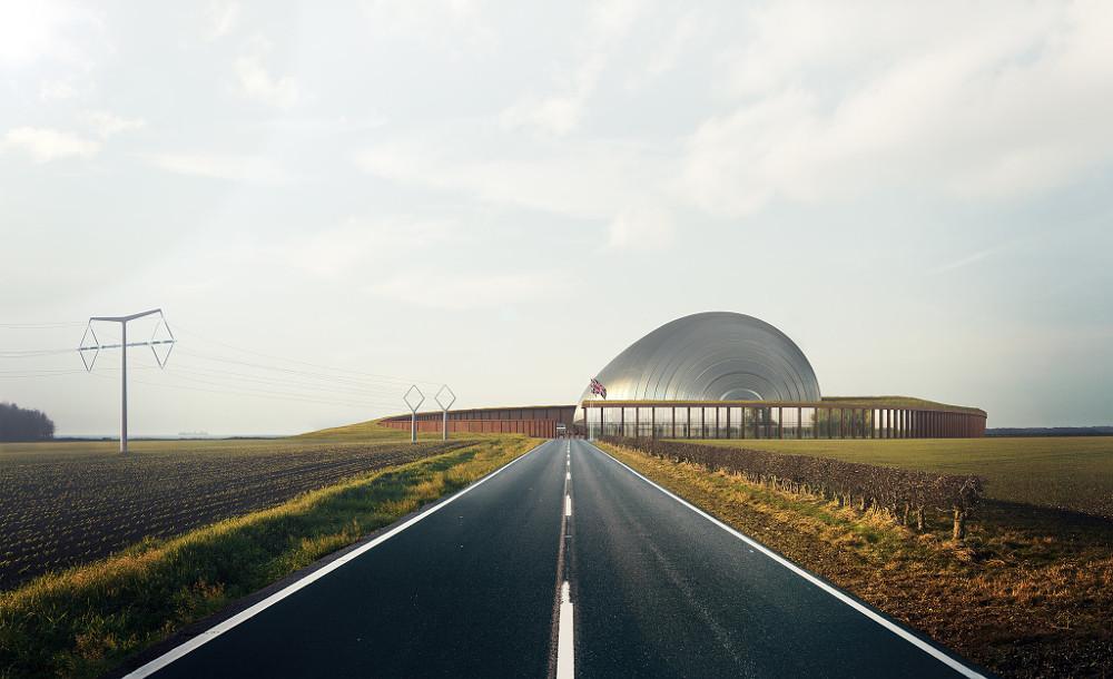 ČEZ spolupracuje s Rolls-Royce na vývoji malých modulárnych reaktorov