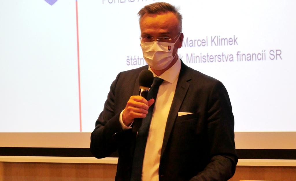Marcel Klimek z MF SR: Slovensko minulo na podporu OZE o 2,5 miliardy eur viac než bolo treba