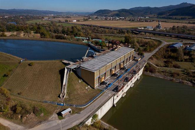 Jedna z najväčších vodných elektrární na Slovensku horela