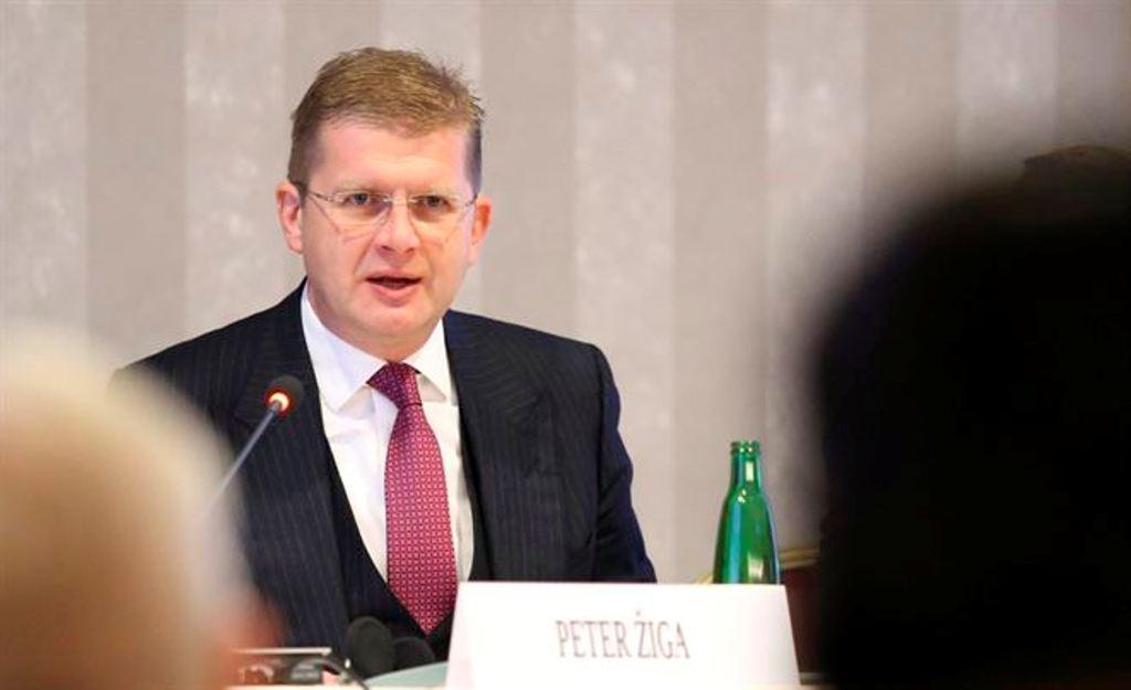 Bývalého ministra hospodárstva a životného prostredia Petra Žigu polícia obvinila z korupcie