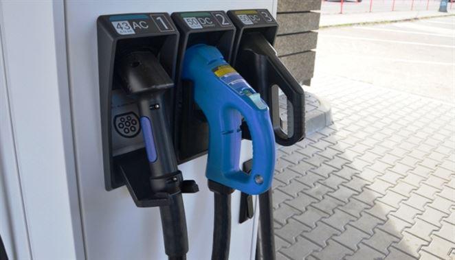 nabíjačky pre elektromobily