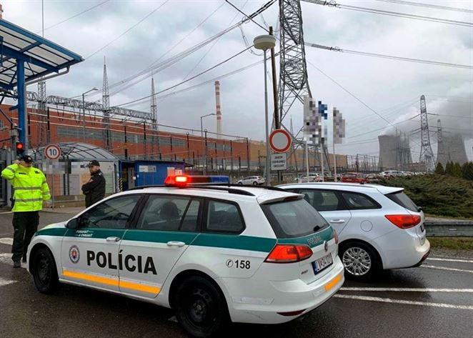 Polícia Mochovce