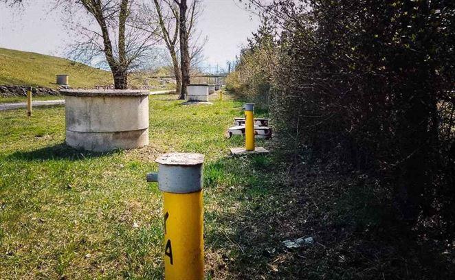 Slovenské elektrárne dokončia tesniacu stenu na odkalisku v Novákoch