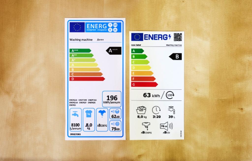 Označenie A+++ končí. Nové energetické štítky majú zjednodušiť výber úsporných spotrebičov