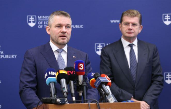Pellegrini: Plynová kríza nehrozí, ani ak sa úplne zastavia dodávky plynu z Ukrajiny