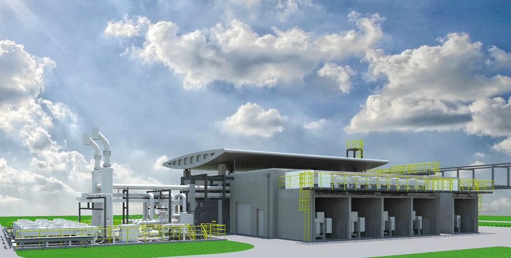 Shell spustil najväčší vodíkový elektrolyzér v Európe