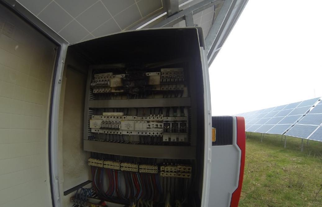 Revízna kontrola fotovoltickej elektrárne dokáže predchádzať budúcim poruchám