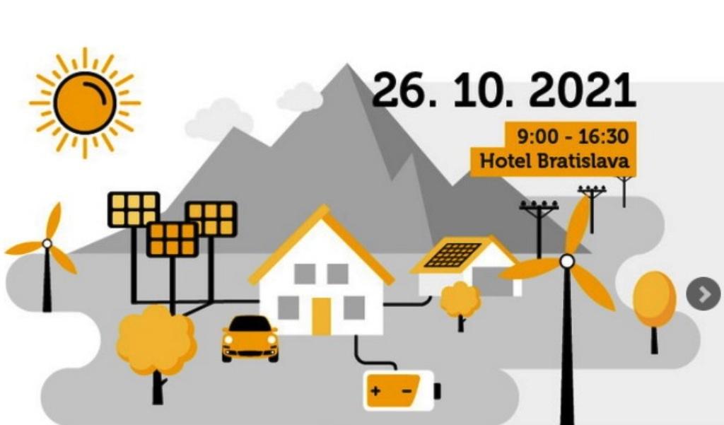 "Pozvánka na seminár SAPI: ""Fotovoltika a OZE a v roku 2022"""