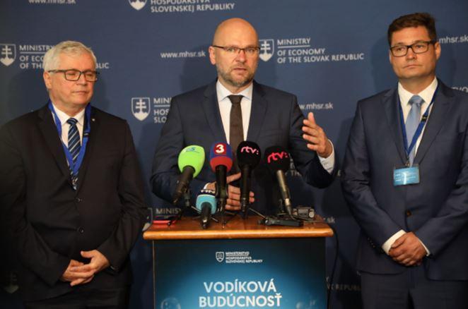 Vodík je pre Slovensko veľká šanca, vodíkové technológie musíme podporiť, tvrdí Sulík