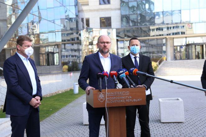 Žiga a Sulík sa dohodli na 13 opatreniach pre podnikateľov, jedno sa týka energetiky