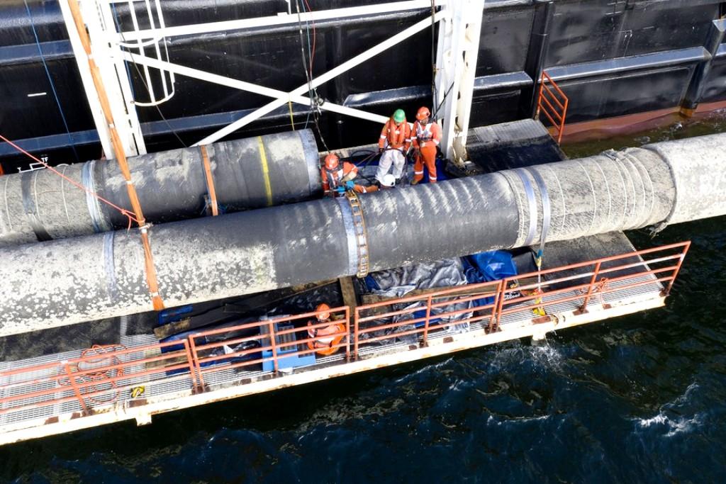 USA a Nemecko dospeli k dohode, plynovod Nord Stream 2 sa môže dokončiť