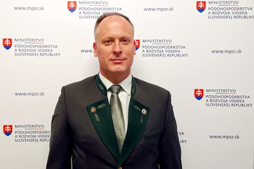 Nový šéf lesníkov Tomáš Čuka chce pre klimatické zmeny meniť obhospodarovanie lesov