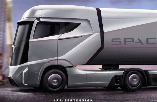 Tesla predstaví svoj prvý elektrický nákladiak